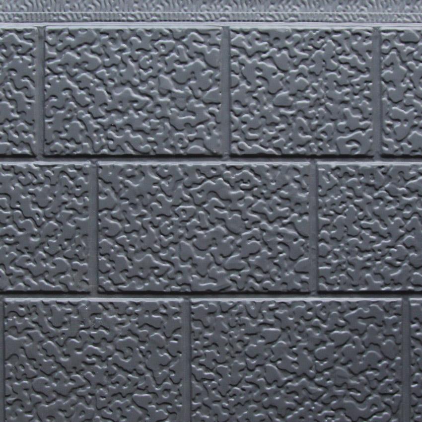 三块砖金属雕花板古墙灰